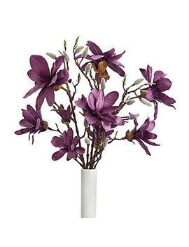 Magnolia Spray   Set Of 3 by Z Gallerie