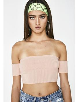 Always Dreaming Off Shoulder Top by Wild Honey