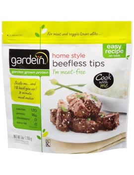 Gardein™ Home Style Beefless Tips 9 Oz. Bag by Gardein