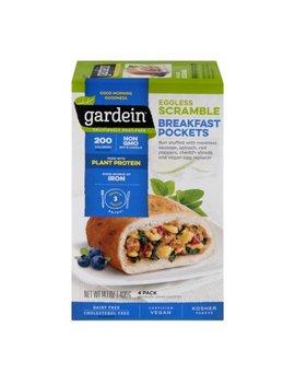 Gardein™ Eggless Scramble Breakfast Pockets 14.1 Oz. Box by Gardein
