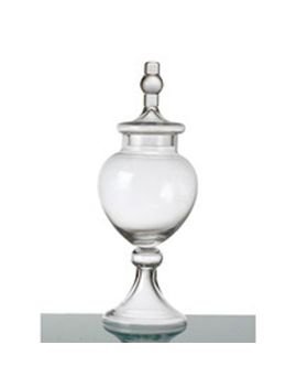 "16.5""H X 6.5""Dia Apothecary Jar by Pier1 Imports"