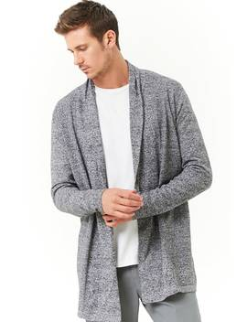 Shawl Collar Cardigan by Forever 21