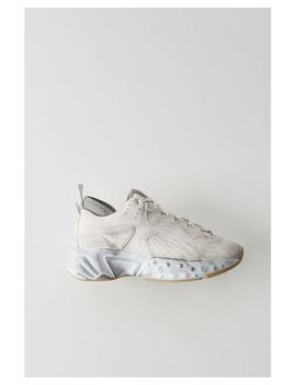 Men's Technical Sneakers White by Acne Studios