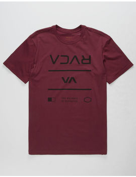 Rvca Building Mens T Shirt by Rvca