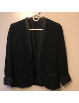 Black Jacket, Sz Xs (Petite), Like New by Poshmark