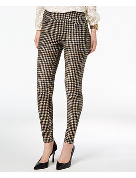 Printed Pull On Pants by Michael Michael Kors