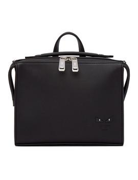 Black Mini 'i See You' Lui Briefcase by Fendi