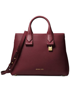 Rollins Medium Satchel by Michael Michael Kors
