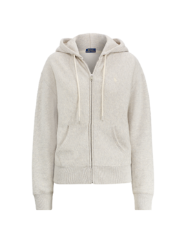 Fleece Full Zip Hoodie by Ralph Lauren