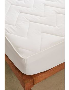 Cotton Mattress Protector by Urban Outfitters