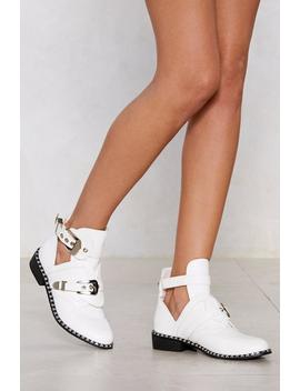 Take The Lead Bootie by Nasty Gal