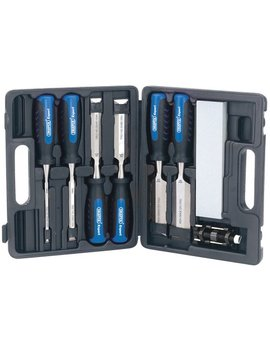 Draper Expert 88605 8 Piece Wood Chisel Set by Draper
