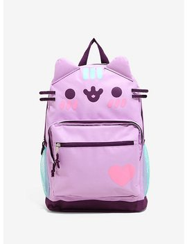 Pusheen Lilac Backpack by Hot Topic