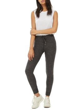 Brushed Super Skinny Jogger Pants by Topshop