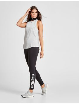 Adidas Essential Linear Leggings by Adidas