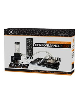 Ek P360 Performance Series Computer Water Cooling Kit by Ek Water Blocks