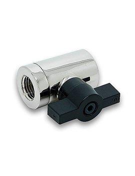 Ek Water Blocks Ek Af Ball Valve G1/4Black, Silver (10) Hardware Cooling Accessory by Ek Water Blocks
