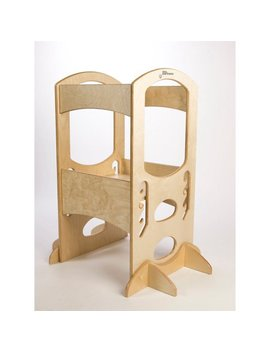 Little Partners Learning Tower With Optional Easel by Little Partners