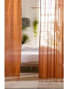 Terra Netted Trim Window Panel by Urban Outfitters