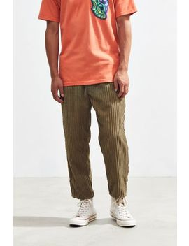 Uo Spencer Drapey Corduroy Pant by Urban Outfitters