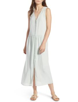 Button Front Dress by Treasure & Bond