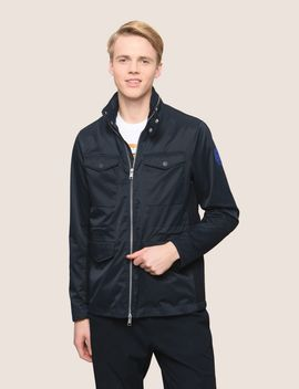 Contrast Lining Field Jacket by Armani Exchange