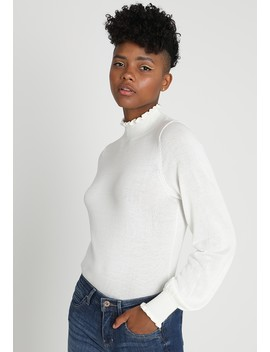 Vismocka Funnel Neck    Sweter by Vila