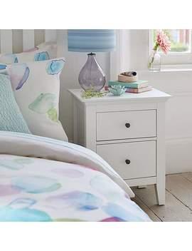 Lynton Bedside Table by Dunelm