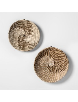 Natural Decorative Wall Art (Set Of 2)   Opalhouse™ by Shop All Opalhouse™