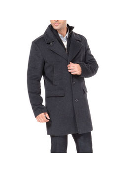 Momo Baby Stephen Overcoat by Momo Baby