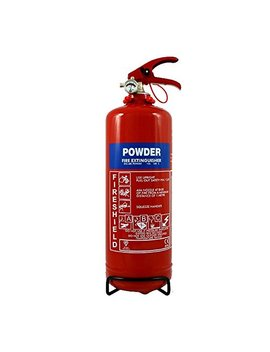 2 Kg Dry Powder Fire Extinguisher   Fire Shield by Fire Shield Pro