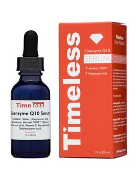 Timeless Skin Care Coenzyme Q10 Serum + Matrixyl + Hyaluraonic Acid 1oz/30ml by Timeless Skin Care