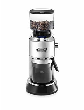 De 'longhi Kg 521.M Electric Coffee Grinder – Silver by Amazon