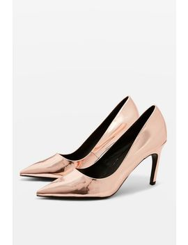 Glimpse Court Shoes by Topshop