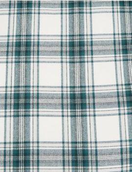 Austin Check Brushed Cotton Bedding Set by Marks & Spencer