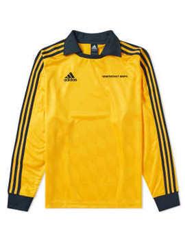 Gosha Rubchinskiy X Adidas Long Sleeve Jersey by Gosha Rubchinskiy