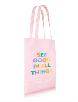 See Good Tote Bag by Skinnydip