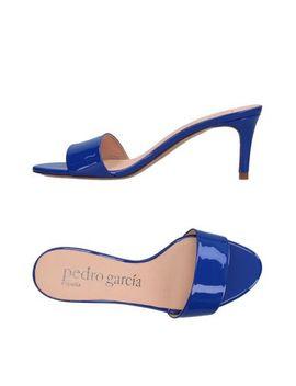 Pedro GarcÍa Sandals   Footwear D by Pedro GarcÍa