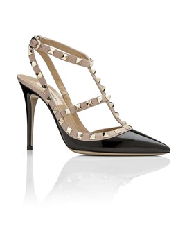 Patent Rockstud  Multistrap by Valentino