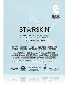 Red Carpet Ready™ Coconut Bio Cellulose Second Skin Hydrating Face Mask by Starskin
