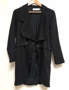 Alice Mc Call Black Winter Coat   Size 8 by Alice Mc Call
