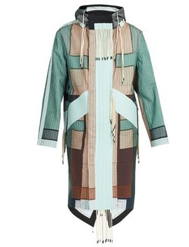 Multicoloured Parka by Craig Green