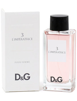 Dolce & Gabbana Women's 3.3oz  L'imperatrice Eau De Toilette Spray by Dolce & Gabbana