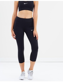 Epic Lux Crop Tights by Nike