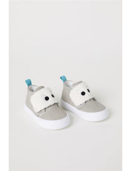 Trainers With A Decoration by H&M