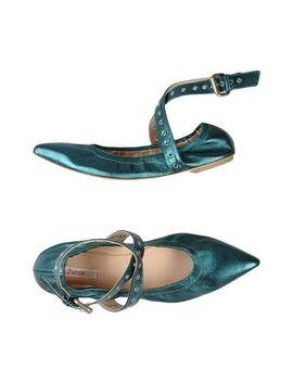 Jucca Ballet Flats   Footwear D by Jucca