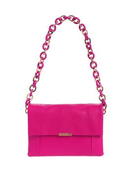 Ipomoea Leather Shoulder Bag by Ted Baker London