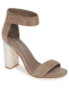 Lindsay Statement Heel Sandal by Jeffrey Campbell