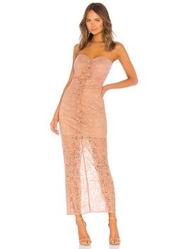 Rosebay Midi Dress by The Jetset Diaries