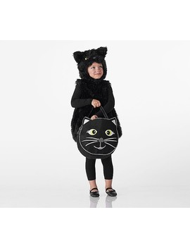 Toddler Black Cat Costume by Pottery Barn Kids